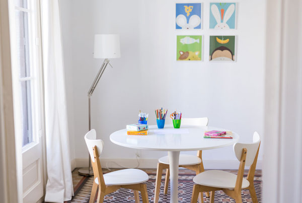 Sala infanto juvenil Barcelona