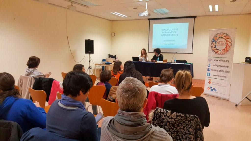 Charla para padres y profesionales: el Mindfulness para niños y adolescentes