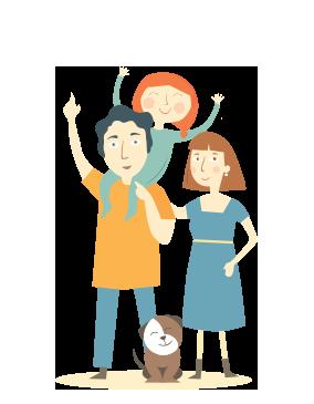 Orientación a padres y Terapia familiar